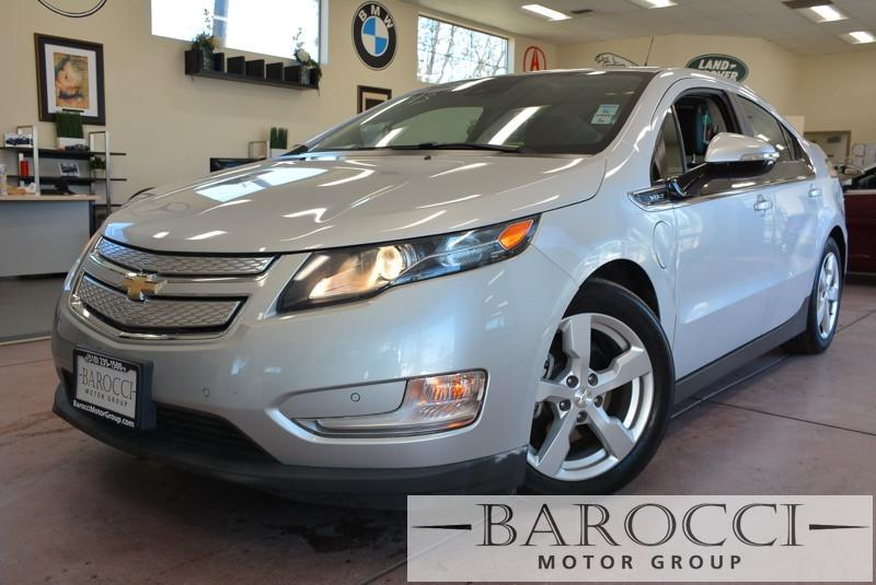 2013 Chevrolet Volt Premium 4dr Hatchback 1 Speed Auto Silver This is a beautiful vehicle in gre