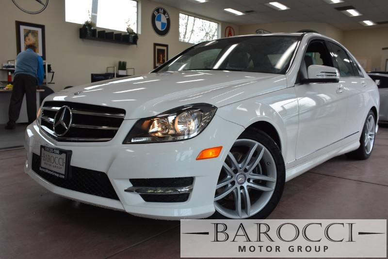 2014 MERCEDES C-Class C250 4dr Sedan 7 Speed Auto White Why buy brand new when you can have this