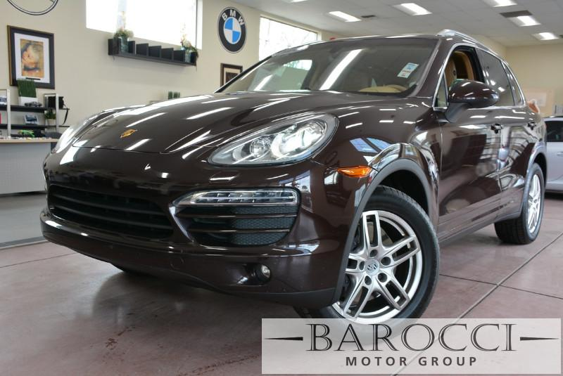2014 Porsche Cayenne Base AWD Cayenne 4dr SUV Automatic Other Tan Beautiful Cayenne with a beau