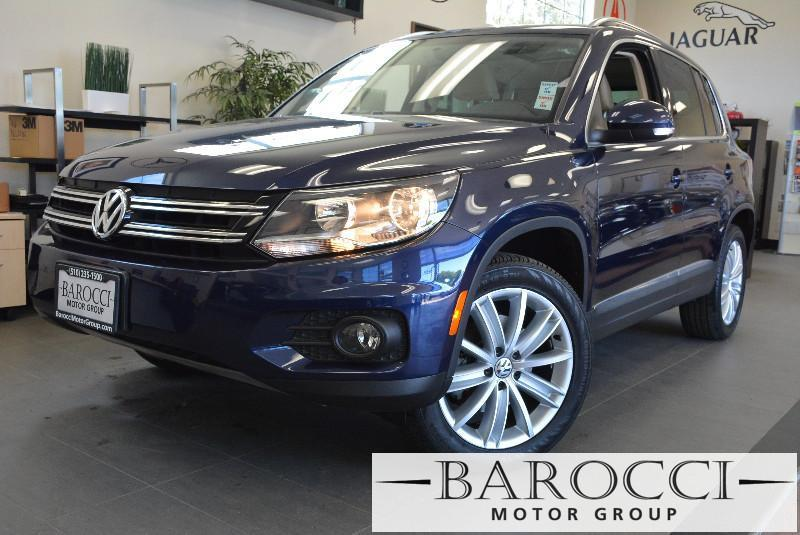 2013 Volkswagen Tiguan S 4dr SUV 6A ends 113 6 Speed Auto Dk Blue Child Safety Door Locks P
