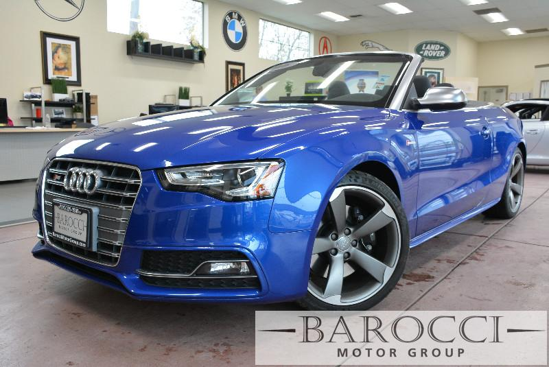 2016 Audi S5 30T quattro Premium Plu AWD 7 Speed Auto Blue Black ABS Air Conditioning Alarm