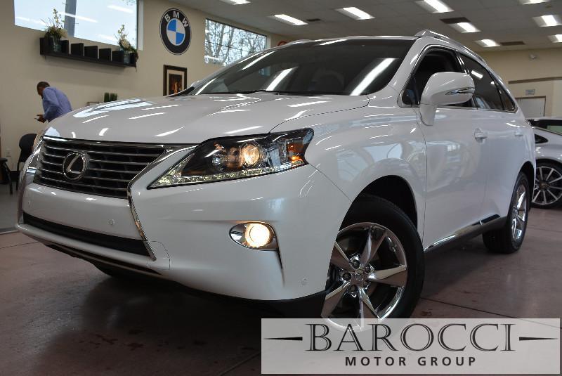 2013 Lexus RX 350 Base 4dr SUV 6 Speed Auto White Gray Child Safety Door Locks Power Door Lock