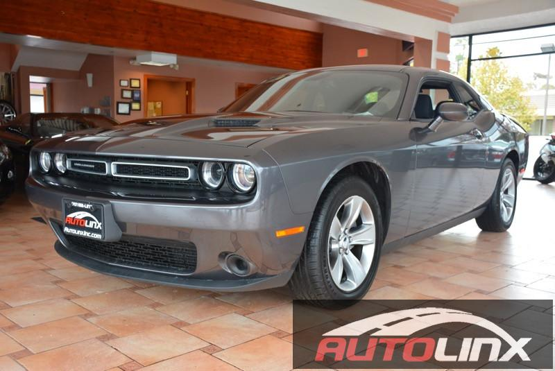 2015 Dodge Challenger SXT Sport 5-Speed Automatic Gray Gray Are you READY for a Dodge  AutoLin