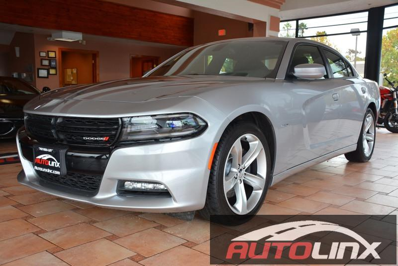 2016 Dodge Charger RT Automatic Gray Black Bluetooth Hands-Free Portable Audio Connection Ba