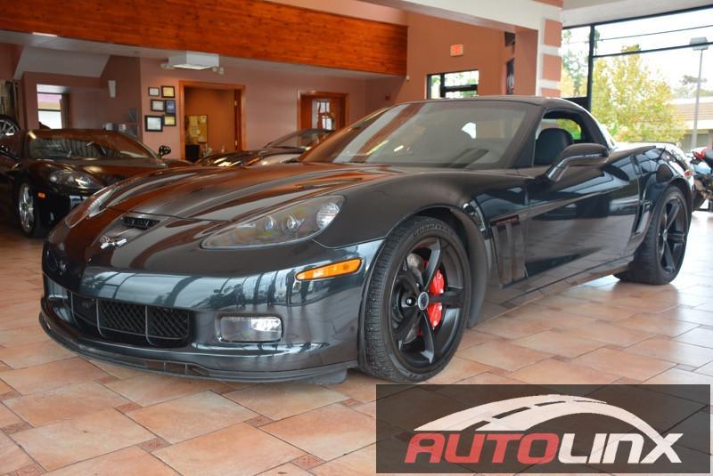 2012 Chevrolet Corvette Z16  3LT Automatic Black Black Chevrolet Centennial Special Edition