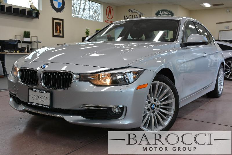 2014 BMW 3 Series 328i 4dr Sedan SULEV Automatic Silver ABS Air Conditioning Alarm Alloy Whee
