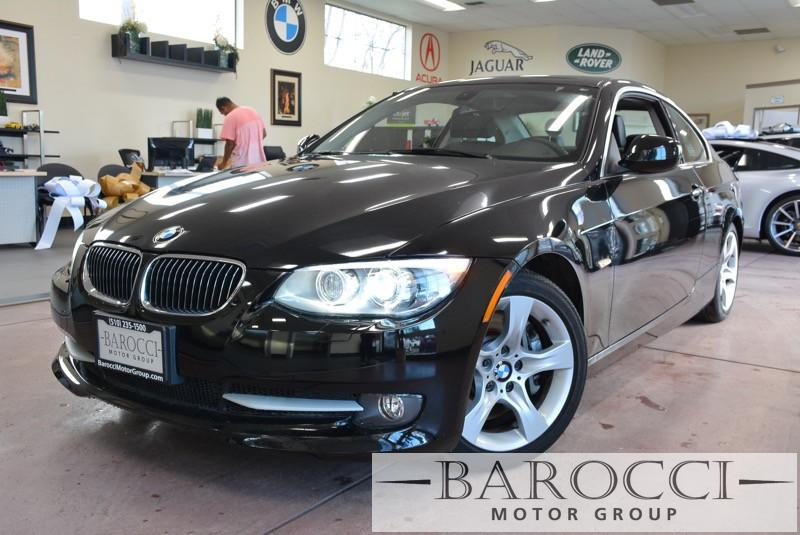 2013 BMW 3 Series 335i 2dr Coupe Automatic Black Premium Package Bluetooth Child Safety Door L
