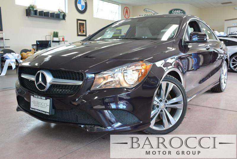2014 MERCEDES CLA CLA250 4dr Sedan 7 Speed Auto Other Black This is a beautiful vehicle in grea
