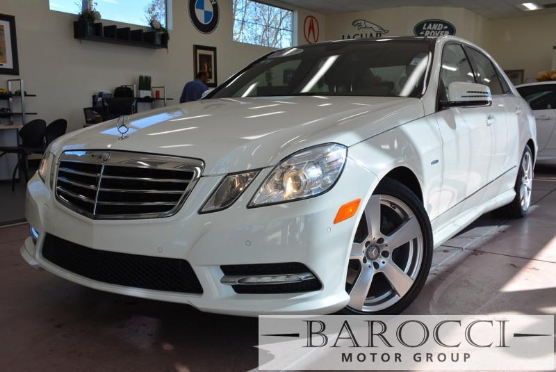 2012 MERCEDES E-Class E350 Luxury 4dr Sedan 7 Speed Auto White Traction Control Electronic Stab