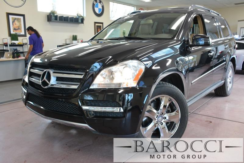 2012 MERCEDES GL-Class GL450 4MATIC AWD  4dr SUV 7 Speed Auto Black Traction Control Electronic