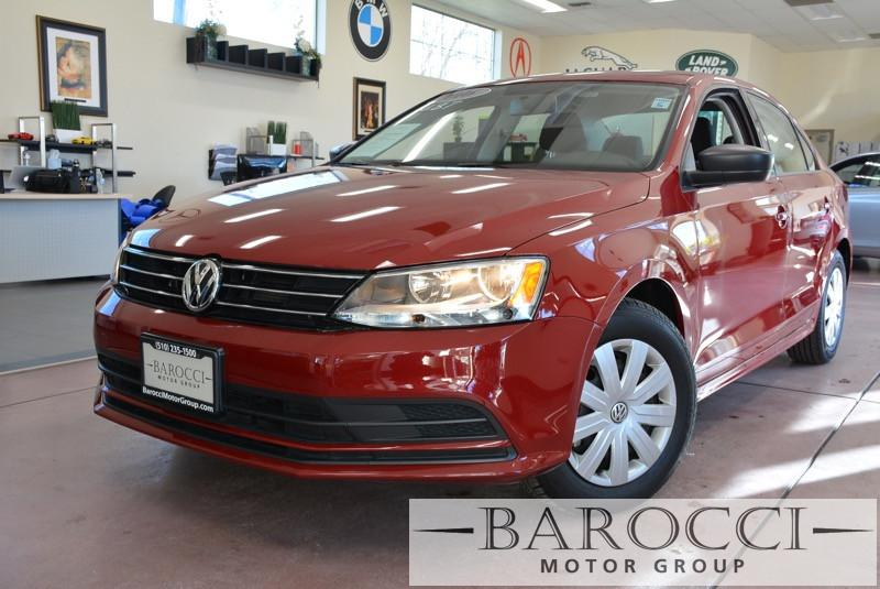 2016 Volkswagen Jetta TSI 4dr Sedan 6 Speed Auto Red Black This is a great deal on a like new J