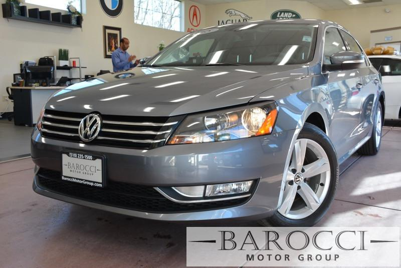 2015 Volkswagen Passat Limited PZEV 4dr Sedan 6A 6 Speed Auto Gray ABS 4-Wheel Air Conditioning