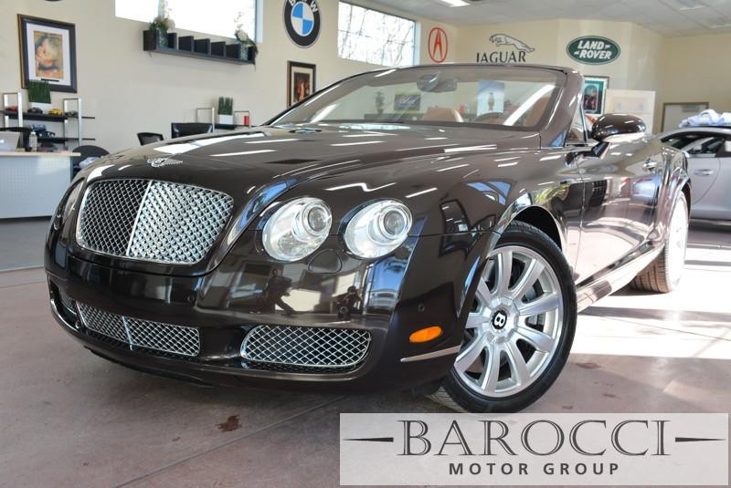 2009 Bentley Continental GTC 2dr Convertible AWD Automatic Beige Brown Immaculate Bentley Book