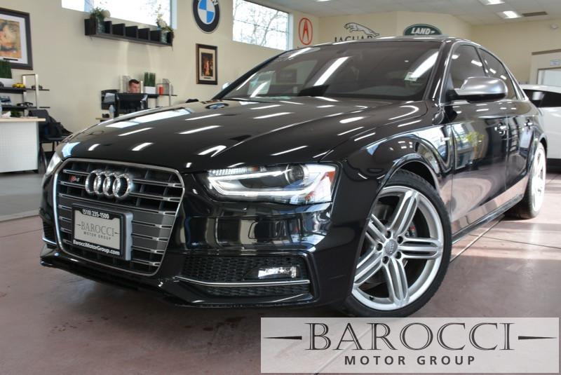 2014 Audi S4 30T quattro Premium Plu AWD 7 Speed Auto Black ABS 4-Wheel Air Conditioning Air