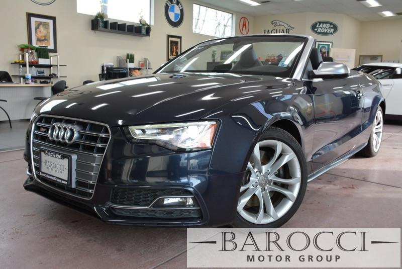 2013 Audi S5 30T quattro Premium Plus 7 Speed Auto Blue Off White This is a beautiful vehicle