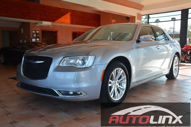 2016 Chrysler 300C C RWD 5-Speed Automatic Gray Bluetooth Hands-Free Portable Audio Connection