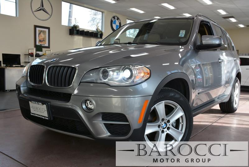 2013 BMW X5 xDrive35i AWD 4dr SUV 8 Speed Auto Gray Tan Immaculate X5 with many options includi