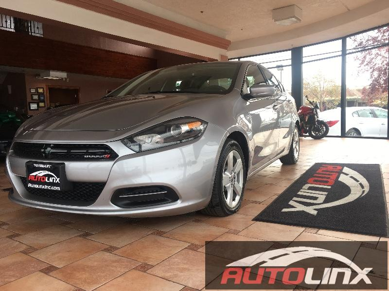 2015 Dodge Dart SXT Sedan 4D 6-Speed Automatic  Gray At AutoLinx Inc YOURE  1 Perfect Color C
