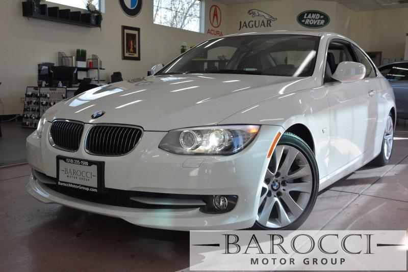 2013 BMW 3 Series 328i 2dr Coupe SULEV Automatic White Black Beautiful White 328i immaculate h