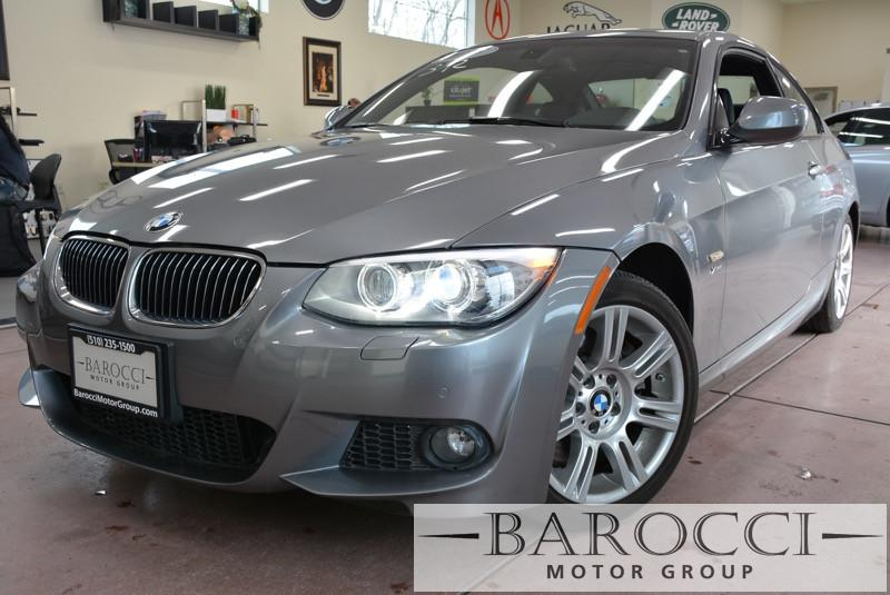 2013 BMW 3 Series 335i xDrive AWD  2dr Coupe 6-Speed Automatic  Gray 4x4 Front Power Memory Sea