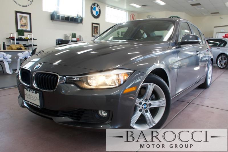 2014 BMW 3 Series 328i 4dr Sedan SULEV Automatic Gray Black Beautiful Gray 328i with the premiu