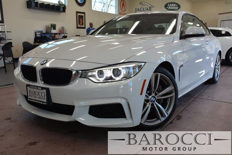 2014 BMW 4 Series 435i 2dr Coupe Automatic White ABS Air Conditioning Alarm Alloy Wheels Cru