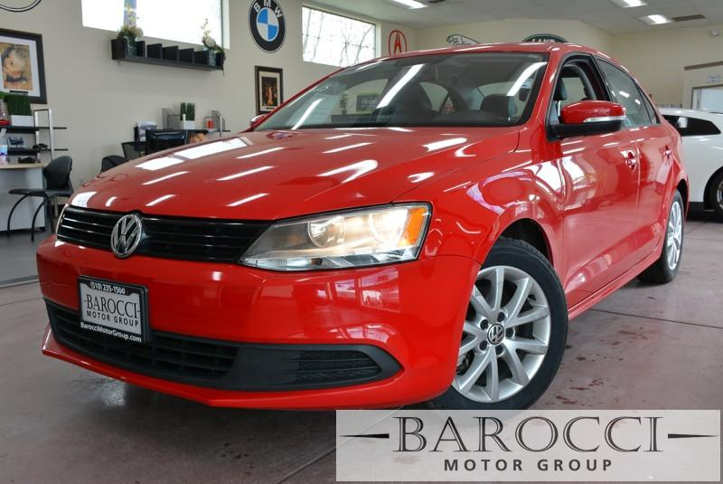 2015 Volkswagen Jetta S 4dr Sedan 6A 6 Speed Auto Red Black Child Safety Door Locks Power Door