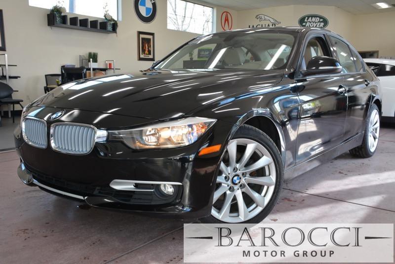 2013 BMW 3 Series 328i 4dr Sedan Automatic Black ABS Air Conditioning Alarm Alloy Wheels Cru