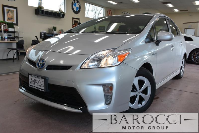 2014 Toyota Prius 2 Hatchback Automatic Silver Gray This is a fantastic vehicle that gets great