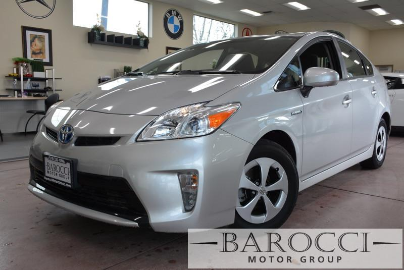 2015 Toyota Prius 3 Standard Package 4dr Hatchback Automatic Silver Gray This is a fantastic ve