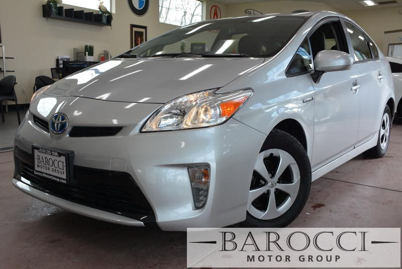 2015 Toyota Prius 2 Standard Package 4dr Hatchback Automatic Silver This is a fantastic vehicle