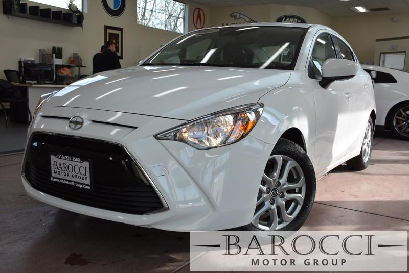 2016 Scion iA Base 4dr Sedan 6A 6 Speed Auto White Child Safety Door Locks ABS Brakes Electron