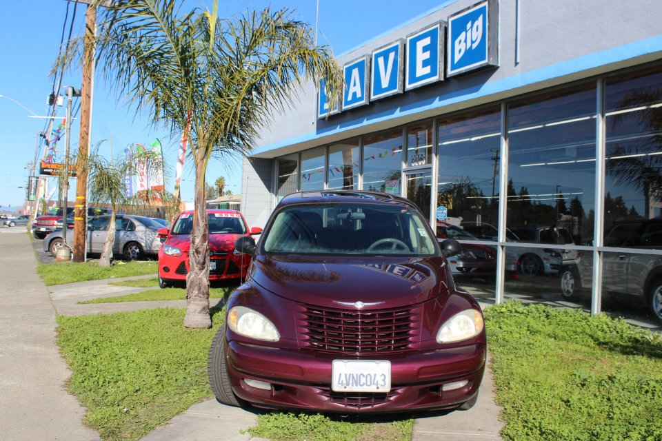 2002 Chrysler PT Cruiser Limited Edition Automatic Purple Gray This is a beautiful vehicle in g