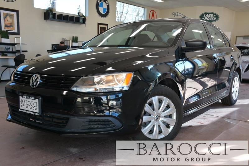 2013 VOLKSWAGEN JETTA BASE 4DR SEDAN 6A