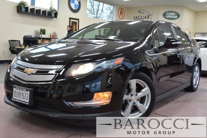 2014 Chevrolet Volt Base 4dr Hatchback Continuously Variable Transmission Black Charcoal This i