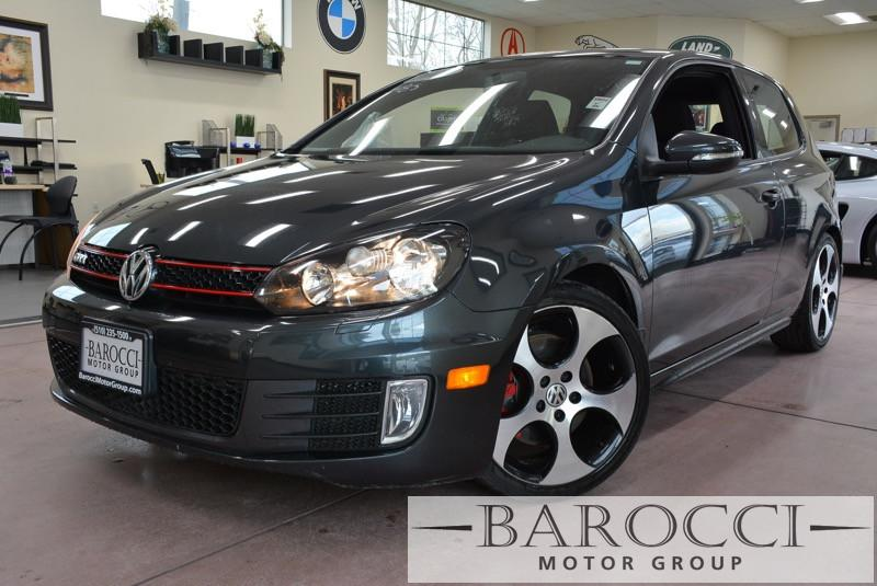 2012 Volkswagen GTI Base 2dr Hatchback 6A 6 Speed Auto Gray Charcoal This is a beautiful vehicl