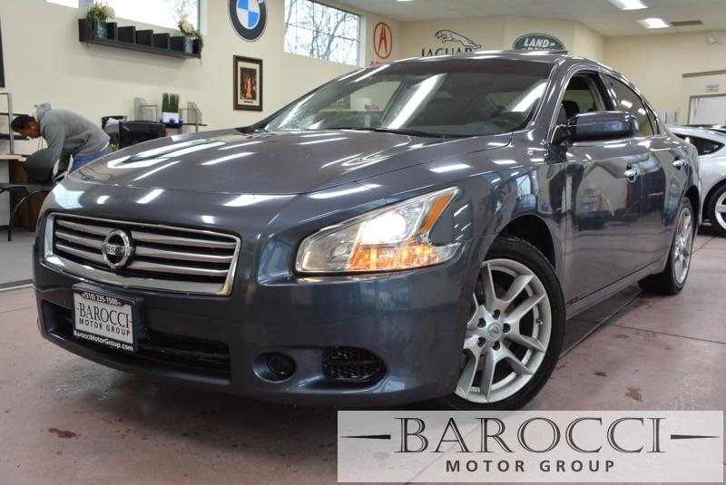 2012 Nissan Maxima 35 S 4dr Sedan Continuously Variable Tra Gray Charcoal This is a beautiful