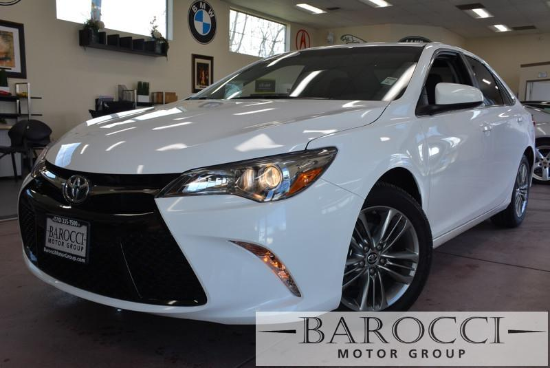 2016 Toyota Camry SE 4dr Sedan 6 Speed Auto White Up for sale is an excellent 2016 Toyota Camry