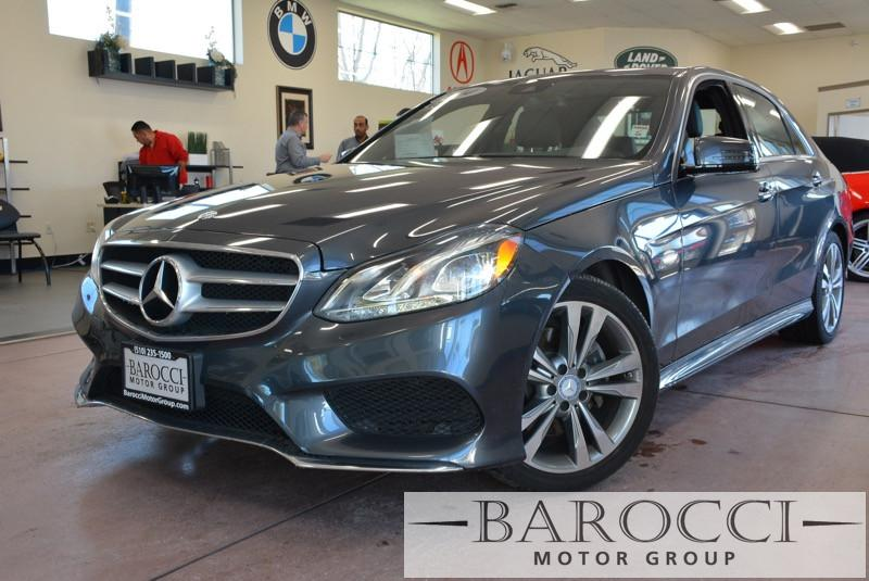 2014 MERCEDES E-Class E350 Luxury 4dr Sedan 7 Speed Auto Gray Traction Control Electronic Stabi