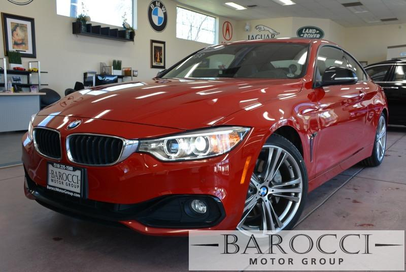 2014 BMW 4 Series 435i 2dr Coupe Automatic Red Black ABS Air Conditioning Alarm Alloy Wheels