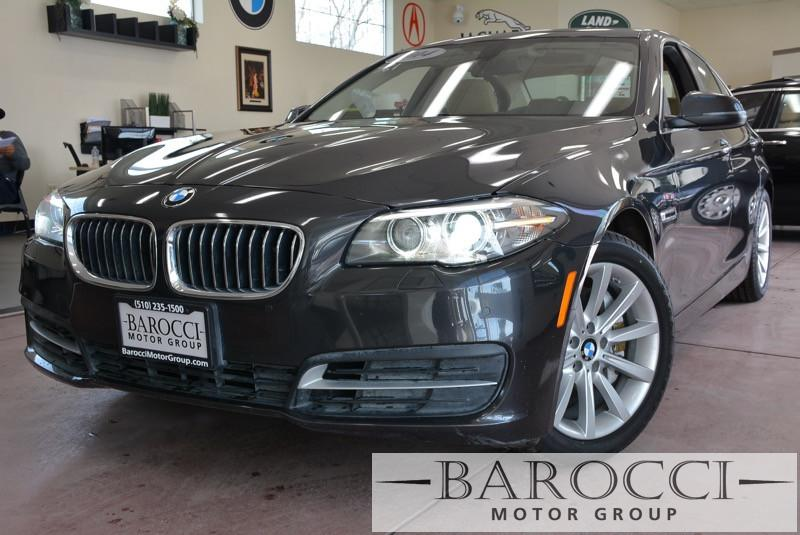 2014 BMW 5 Series 535i 4dr Sedan 8-Speed Automatic Gray Beige Great BMW 535i on special Loaded