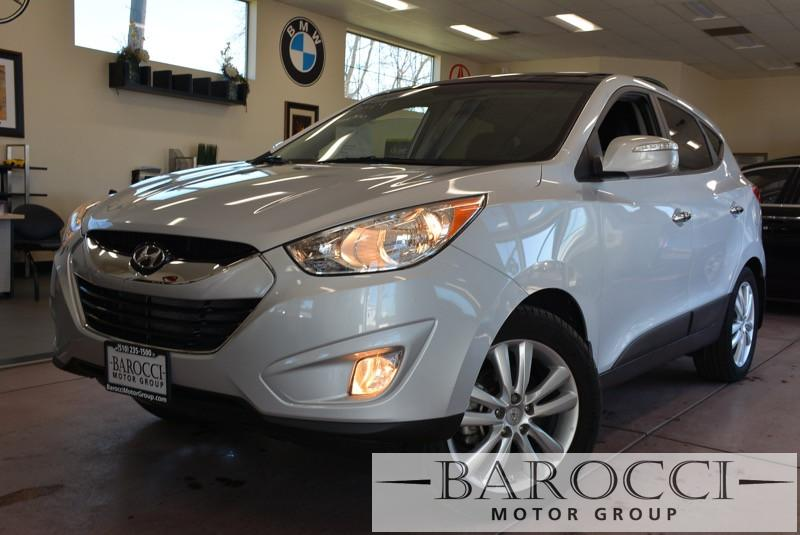 2013 Hyundai Tucson Limited 4dr SUV 6 Speed Auto Silver Black We are proud to offer an excellen