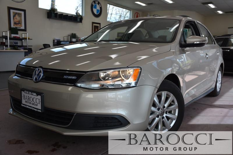2014 Volkswagen Jetta Hybrid SE 4dr Sedan 7 Speed Auto Gold Gray We are proud to offer a terri