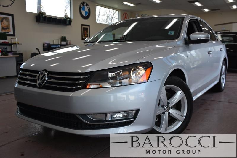 2015 Volkswagen Passat Limited Edition PZEV 4dr Sedan 6A 6 Speed Auto Silver Black You are look