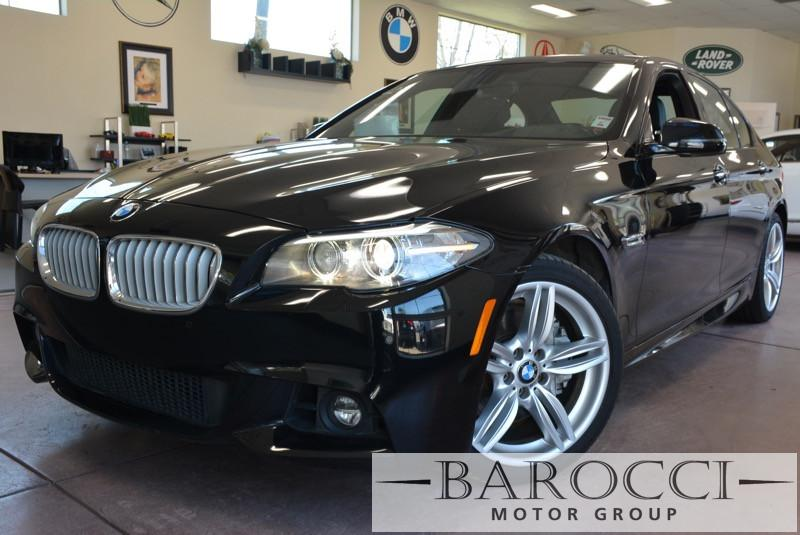 2014 BMW 5 Series 550i 4dr M sport Pkg 8 Speed Auto Black Black You are looking at this frontli