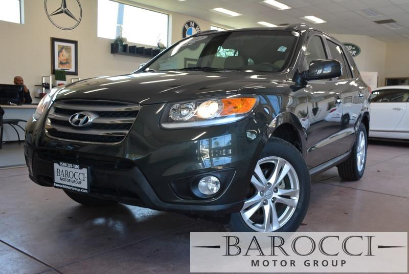 2012 Hyundai Santa Fe Limited 4dr SUV V6 6 Speed Auto Gray Tan Up for sale is a wonderful 2012