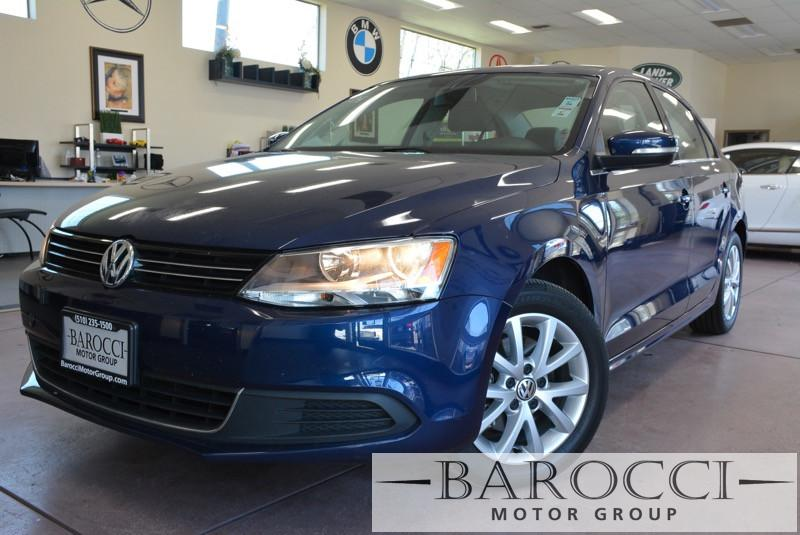 2014 Volkswagen Jetta SE PZEV 4dr Sedan 6A 6 Speed Auto Dk Blue Black We are pleased to offer