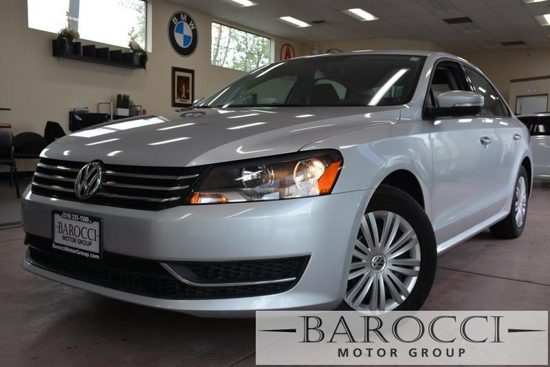 2015 Volkswagen Passat S PZEV 4dr Sedan 6A 6 Speed Auto Silver Gray We are pleased to offer a s