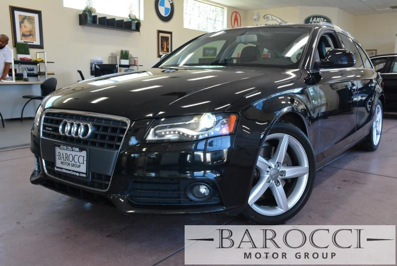 2009 Audi A4 20T Avant AWD Prestige Wagon 6 Speed Auto Black Black This is this fantastic 2009