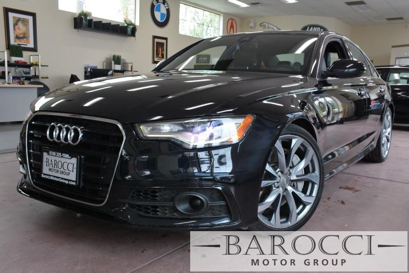 2014 Audi A6 30T quattro Prestige 4dr 8 Speed Auto Black Black You are looking at a delightful